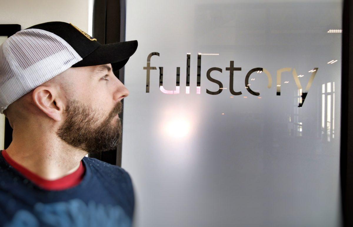 FullStory—I am here!