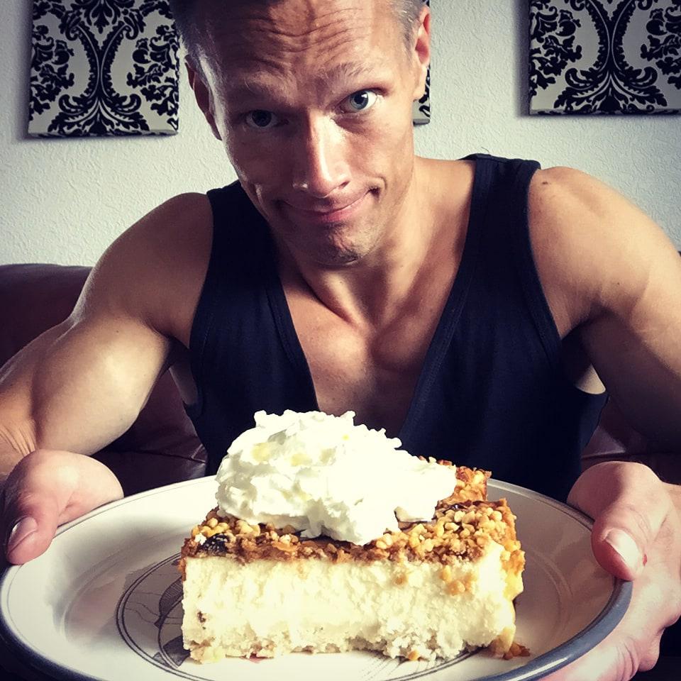 martin berkhan cheesecake