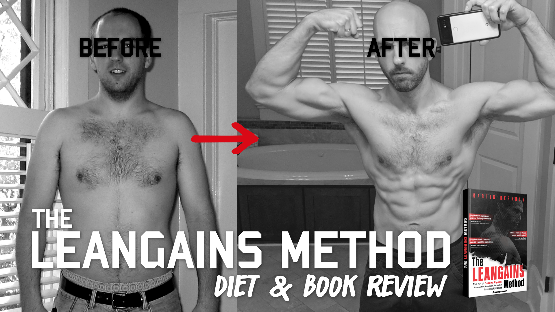 The Leangains Method | Diet & Book Review – Justin Owings